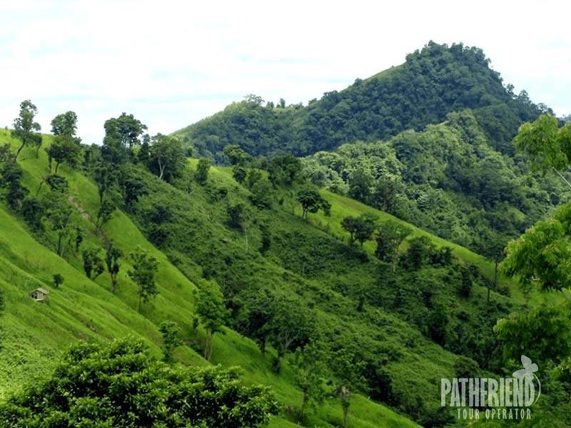 Bandarban Hiking Tour