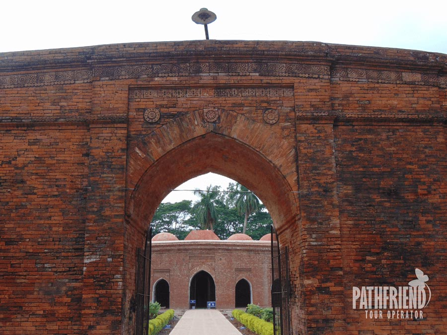 Sixty Domes Mosque Bagerhat
