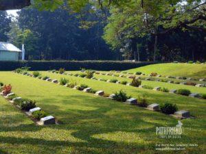 Second World War Cemetery