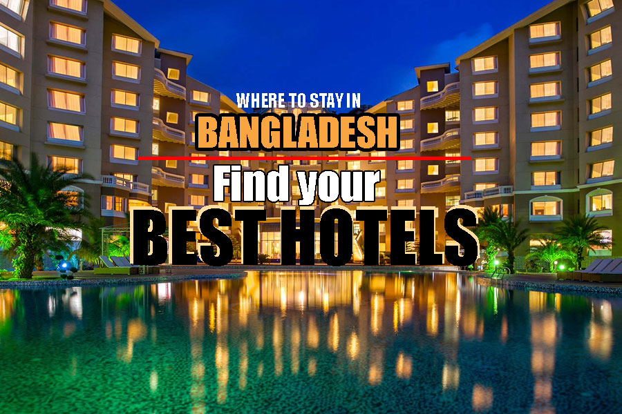 Best hotels in Bangladesh: Where to stay
